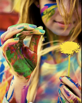 free-spirit-woman-colorful-paint