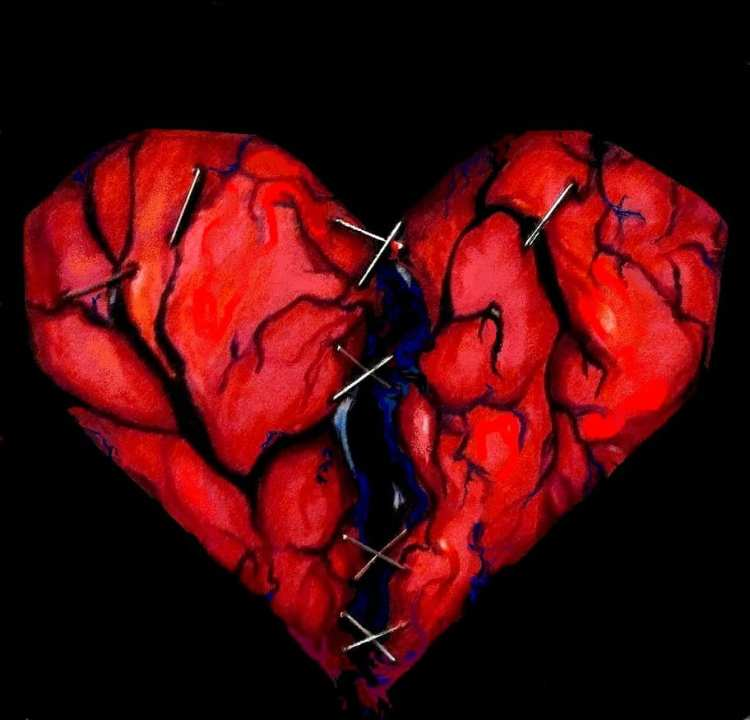 Stitched-Red-Broken-Heart