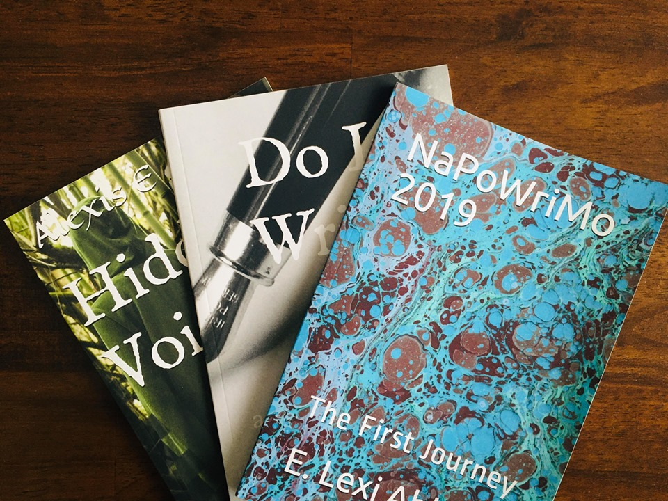 Chapbooks by E. Lexi Abbott